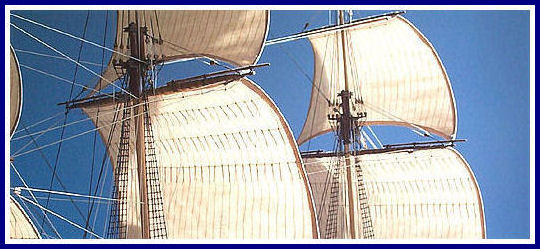 Quot Wooden Ship Modeling For Dummies Sails Forming